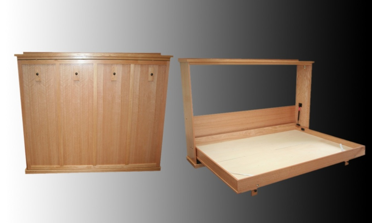 Woodworking how to build a murphy wall bed PDF Free Download